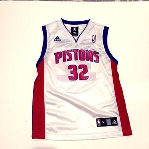 #32 Hamiliton Pistons Jersey Size Medium